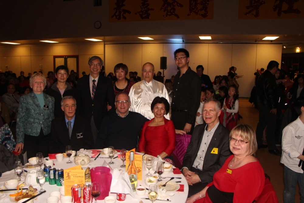 Calgary OLPH Church Chinese New Year Banquet 2015